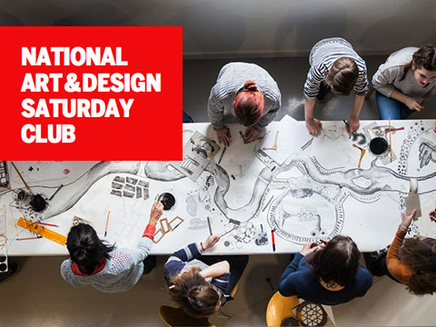 National Art & Design Saturday Club at Highbury College