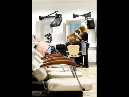 Some of the facilities at Eden Hair and Beauty
