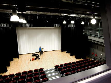 Performance Theatre at Highbury Campus