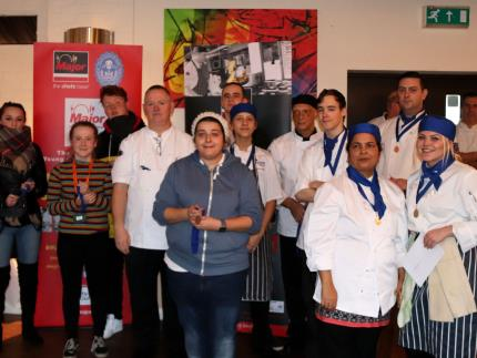 Highbury students win at Chefs' Guild competition