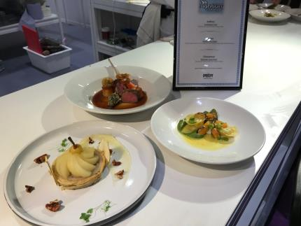 Catering students take home bronze at Country Range Student Chef Challenge