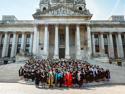 Highbury College Graduation 2018