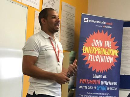Highbury Hosts Entrepreneurial Boot Camp