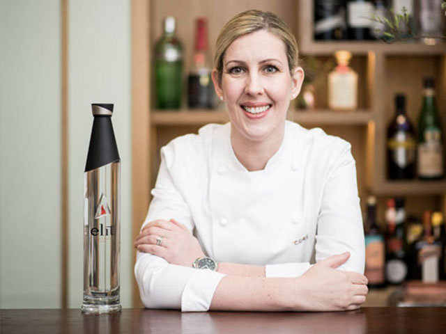 Clare Smyth. Picture by Anne Emmanuelle Thion
