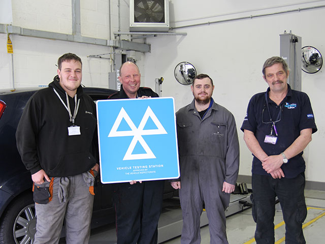 Highbury College now offers a course on becoming a MOT tester