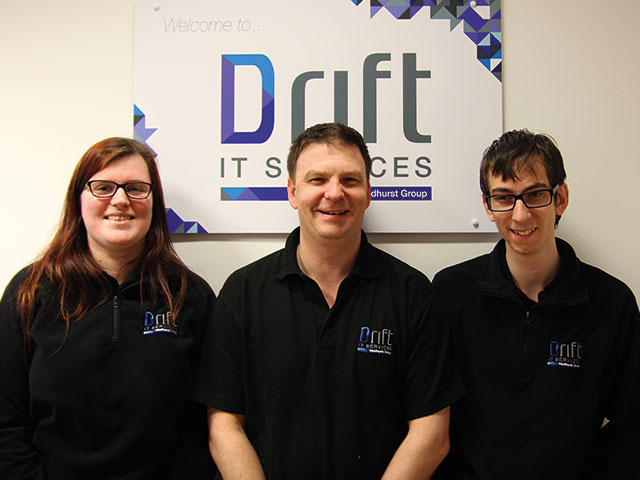 Apprenticeship Success at Drift IT