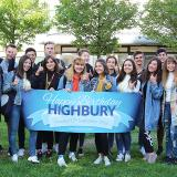 Highbury College is celebrating its 55th anniversary