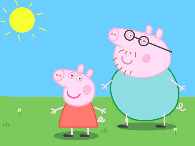Peppa Pig Family Fun Day